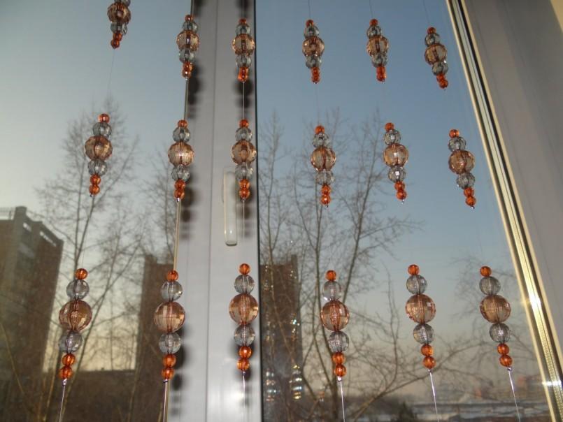 Декоративные шторы на дверной проем своими руками фото 30