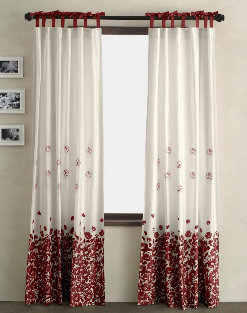 Короткие шторы для окон в кухне, спальне или детской