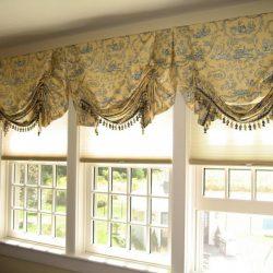 помпезные шторы фото