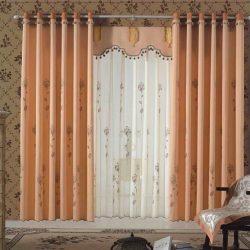 выкройки штор на двери